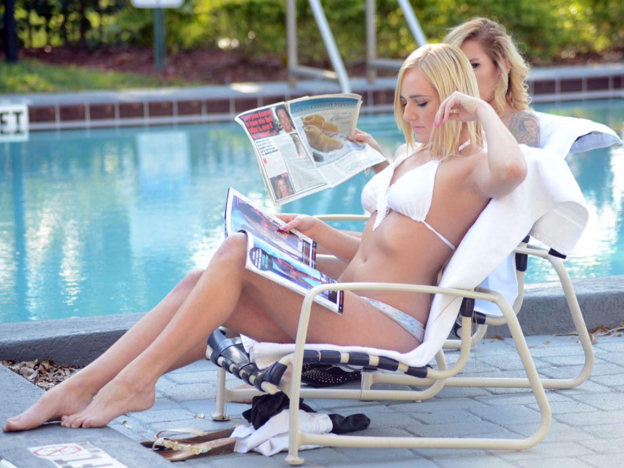 Bikini in england