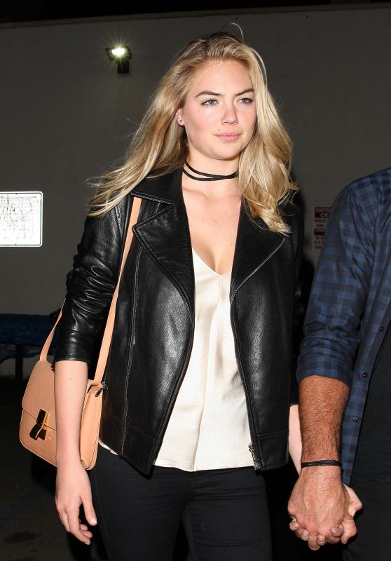 Kate Upton at Craig