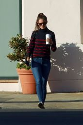 Katie Holmes - Getting Coffee in Calabasas 10/19/ 2016