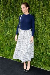 Katie Holmes - The Tribeca Chanel Women