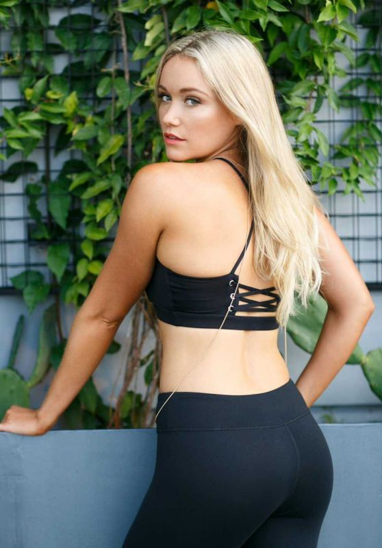 Katrina Bowden - 'The Chive' Photoshoot - Oct 2016
