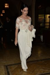 Katy Perry - CFDA Vogue Fashion Party in West Hollywood 10/26/ 2016