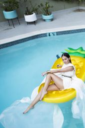 Kelli Berglund - Cliché Magazine October 2016