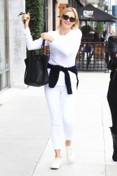Kelly Rutherford - Shopping in Beverly Hills 10/12/2016