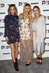 Keltie Knight – Entertainment Weekly PopFest in Los Angeles 10/29/2016