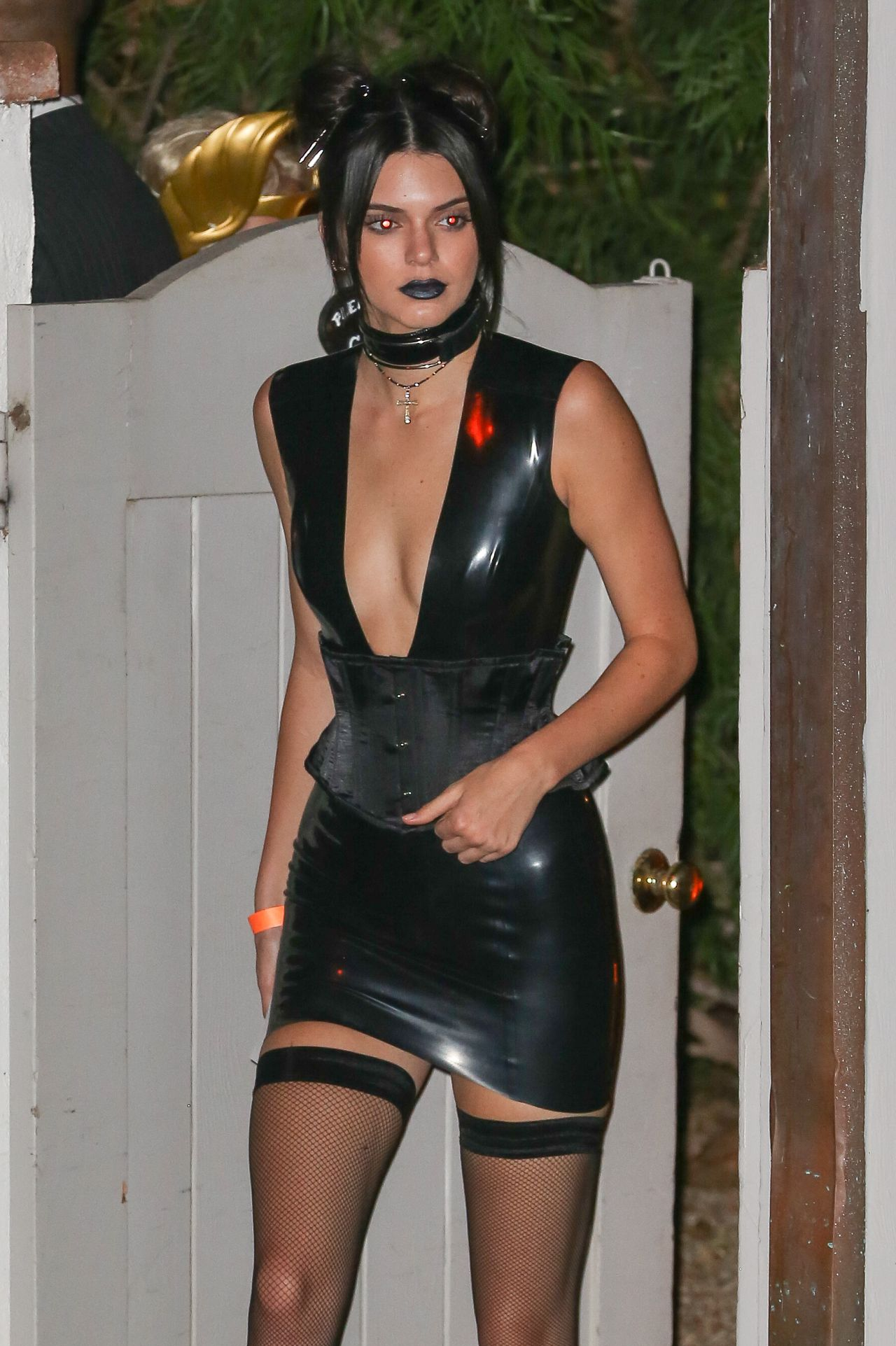 Kendall Jenner Kate Hudson S Annual Halloween Bash In