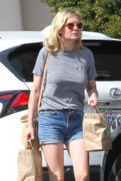 Kirsten Dunst - Out in Los Angeles 10/13/ 2016