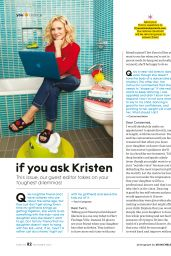 Kristen Bell - Parents Magazine USA November 2016 Issue