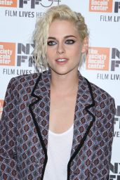 Kristen Stewart - An Evening with Kristen Stewart at New York Film Festival 10/5/2016
