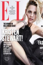 Kristen Stewart - ELLE Magazine November 2016 Cover and Photo