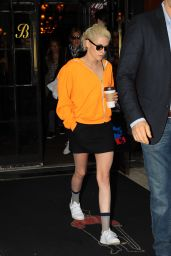 Kristen Stewart - Out in New York 10/04/2016