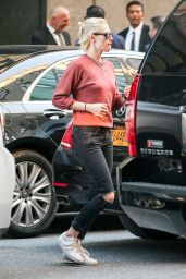 Kristen Stewart - Out in New York 10/17/ 2016
