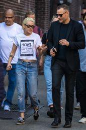 Kristen Stewart - Out in SoHo 10/6/2016