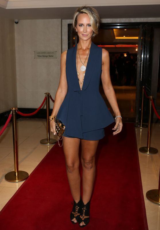 Lady Victoria Hervey - London Lifestyle Awards at Lancaster London Hotel 10/3/2016