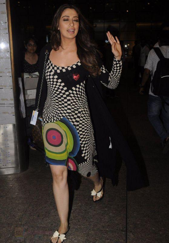 Lakshmi Rai - Mumbai Airport 10/19/ 2016