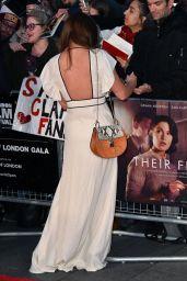 Laura Haddock – 'Their Finest' Premiere – BFI London Film Festival 10/13/2016