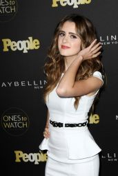 Laura Marano – People's 'Ones to Watch' Event in Hollywood 10/13/2016
