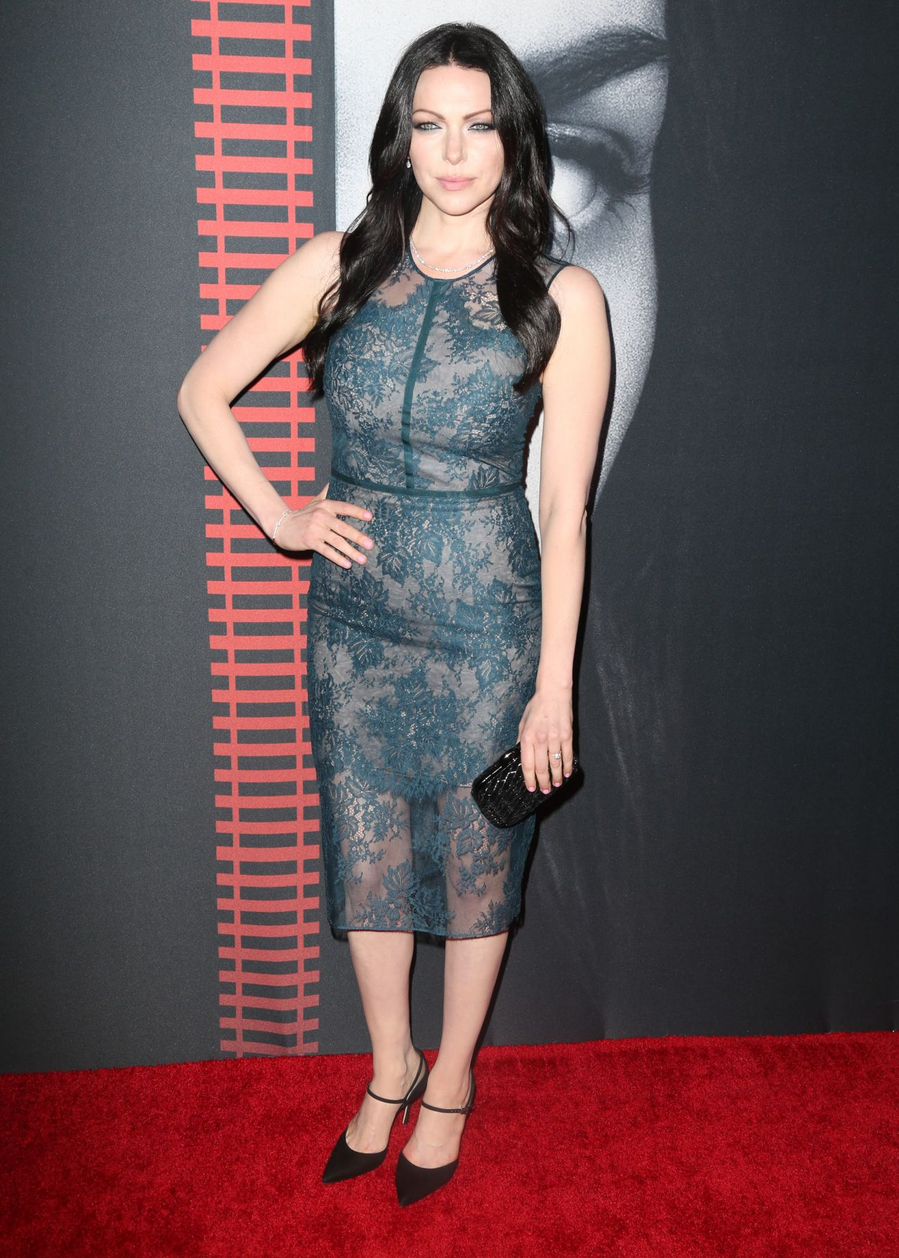 Laura Prepon - 'The Girl On The Train' Premiere in New ...