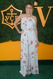 Lauren Conrad – Veuve Clicquot Polo Classic in Los Angeles 10/15/2016