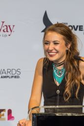 Lauren Daigle - 47th Annual GMA Dove Awards in Nashville 10/11/2016