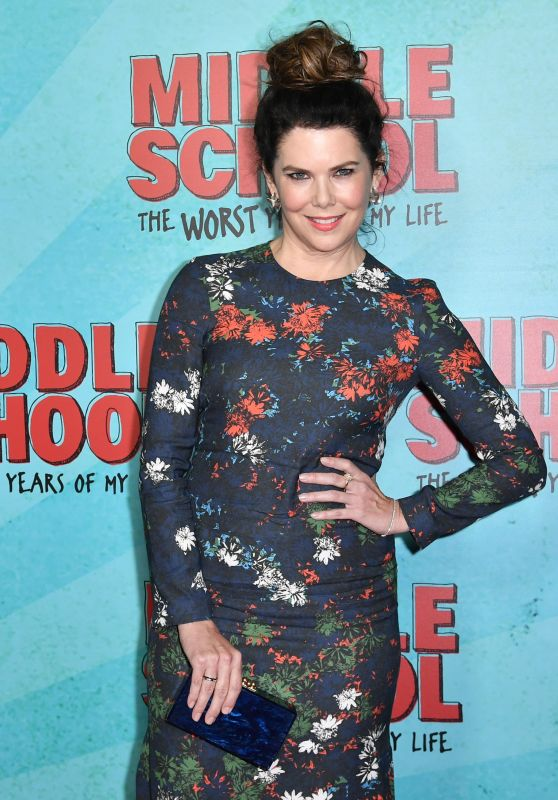 Lauren Graham – 'Middle School: The Worst Years of My Life' Premiere in Los Angeles 10/05/2016