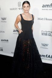 Lea Michele – 2016 amfAR Inspiration Gala – Milk Studios in Los Angeles