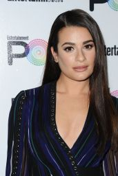Lea Michele - Entertainment Weekly PopFest in Los Angeles 10/30/ 2016