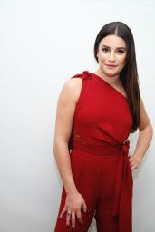 Lea Michele - Scream Queens Portraits in Los Angeles 10/17/2016