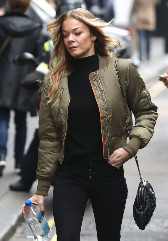 LeAnn Rimes - Out in London 10/25/ 2016