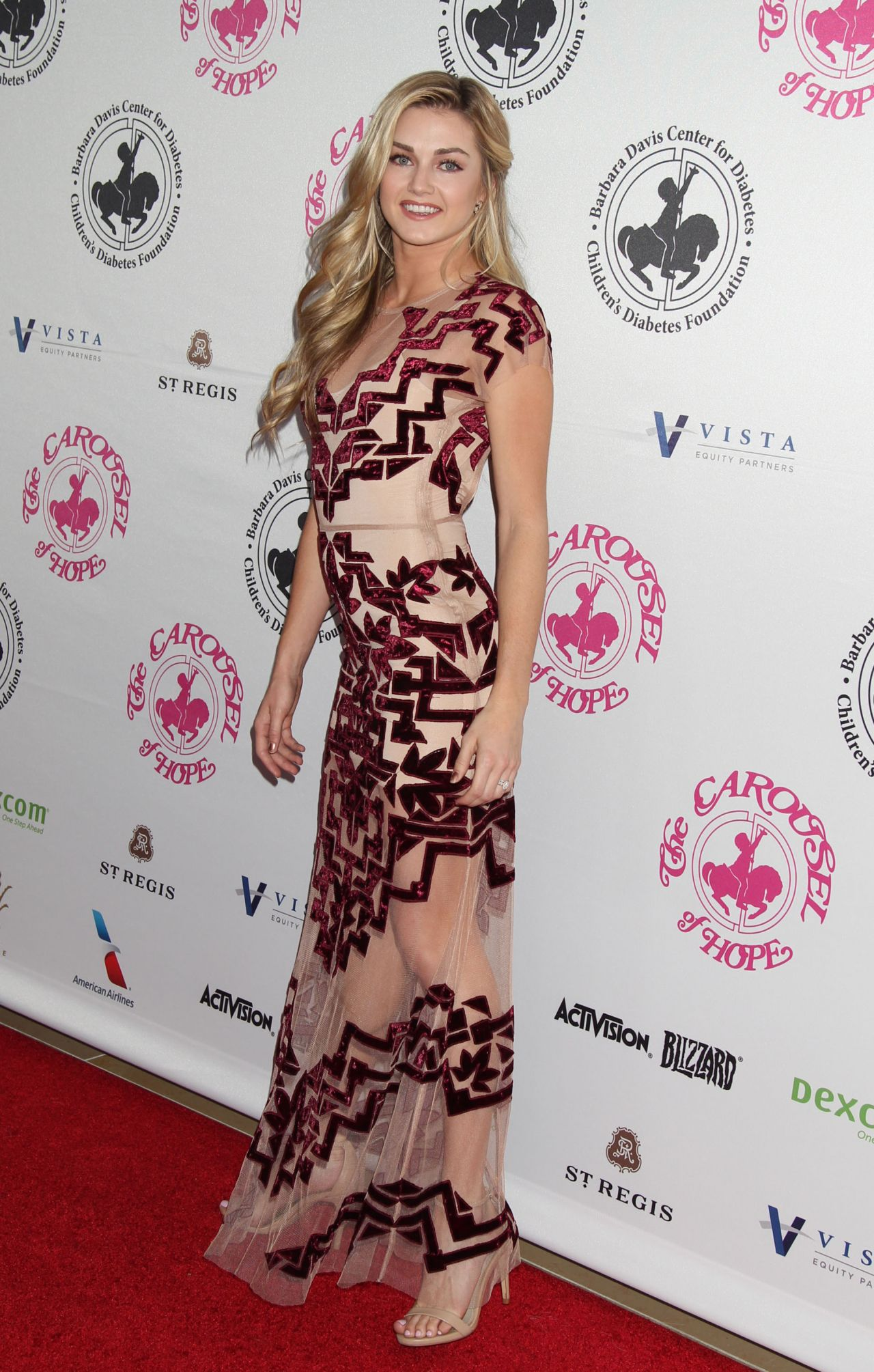Lindsay Arnold – Carousel Of Hope Ball in Beverly Hills 10 ...