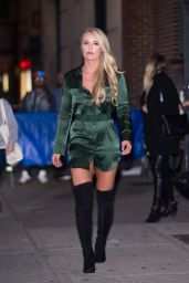 Lindsey Vonn - Out in NYC 10/5/ 2016