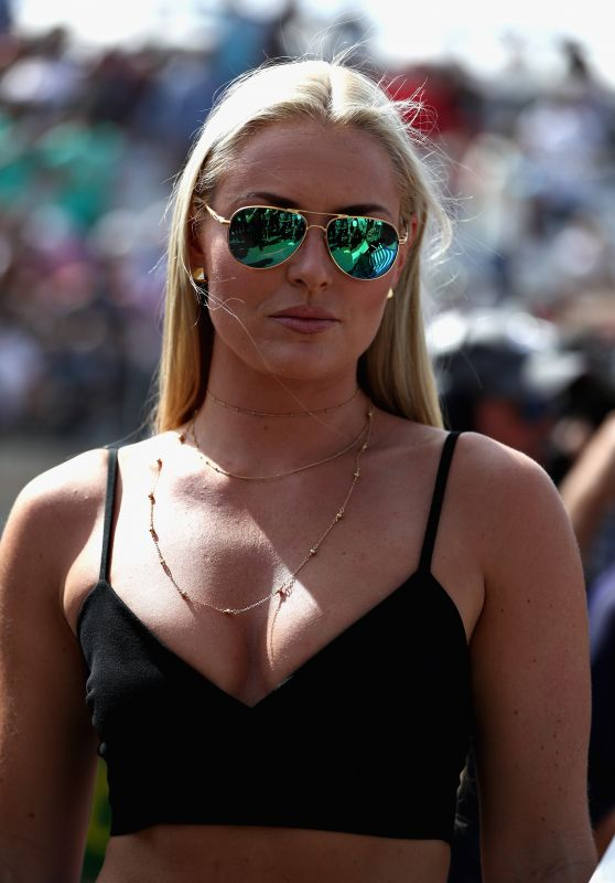 Lindsey Vonn - US Grand Prix in Austin 10/23/ 2016