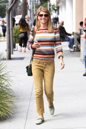 Lori Loughlin - Shopping in Beverly Hills 10/12/2016