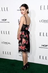 Lucy Hale – 2016 ELLE Women in Hollywood Awards in Los Angeles