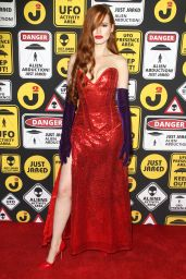 Madelaine Petsch – Just Jared's Annual Halloween Party in Los Angeles 10/30/ 2016