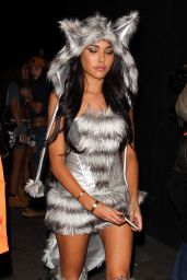 Madison Beer – Just Jared's Annual Halloween Party in Los Angeles 10/30/ 2016