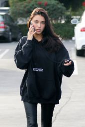 Madison Beer - Leaving Fred Segal in West Hollywood 10/26/ 2016