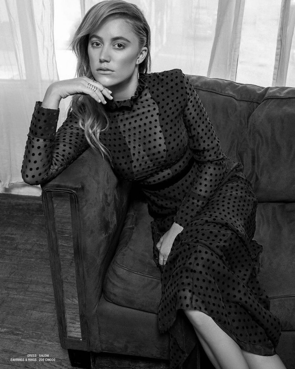 Maika Monroe Vvv Magazine Fall Winter 2016