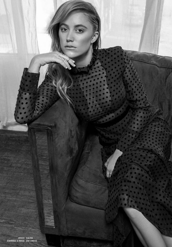Maika Monroe - VVV Magazine Fall/Winter 2016