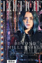 Maisie Williams - L'Officiel Magazine Italia, September 2016