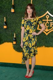 Mandy Moore - Veuve Clicquot Polo Classic in Los Angeles 10/15/2016