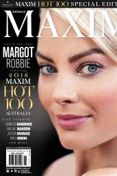 Margot Robbie - Maxim Magazine Australia November 2016
