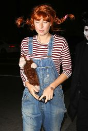 Maria Sharapova – Just Jared's Annual Halloween Party in Los Angeles 10/30/ 2016