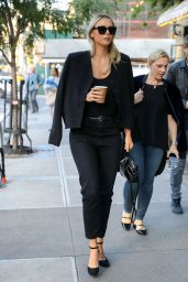 Maria Sharapova Style - New York City 10/4/2016