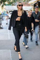 Maria Sharapova Style - New York City 10/4/2016
