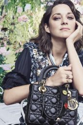 Marion Cotillard - Photoshoot for Lady Dior F/W 2016 - 2017