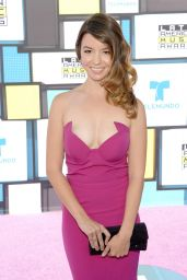 Masiela Lusha - 2016 Latin American Music Awards in Hollywood 10/6/2016