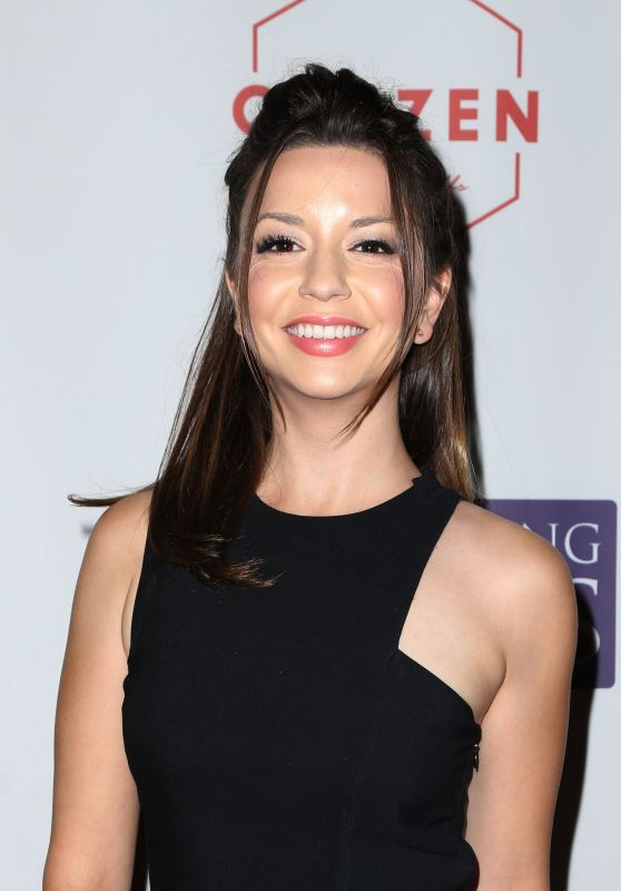 Masiela Lusha - World Poker Tournament Presents Four Kings And An Ace in Beverly Hills 10/21/ 2016