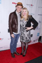 Megan Hilty - Broadway Sniffs Out Cancer Benefit in NYC 10/10/2016