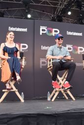 Melissa Benoist - Entertainment Weekly PopFest in Los Angeles 10/29/ 2016